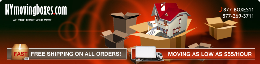 Moving Boxes and Moving Supplies, plus other moving supplies with super fast delivery and low prices.